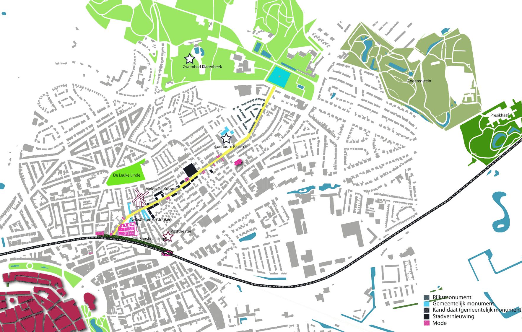 modekwartier Klarendal Arnhem