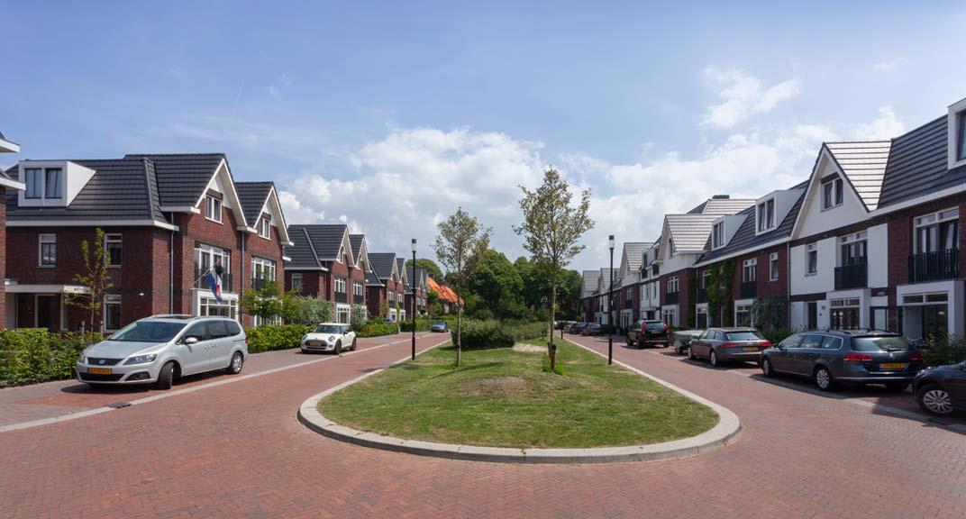 wimbledon buurt Overveen