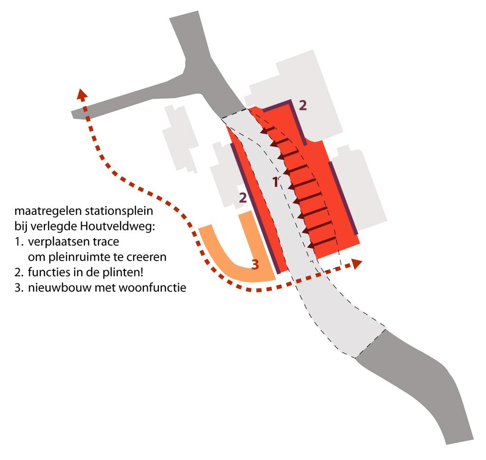 Zaanstad masterplan