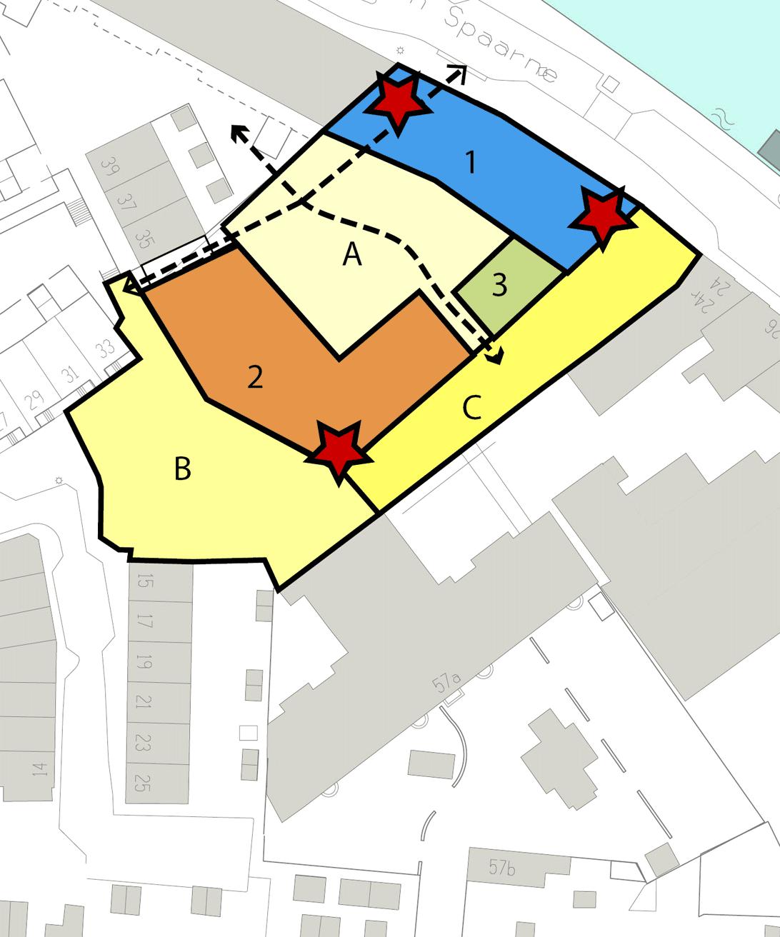 Zonering Koningstein Haarlem